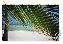 Carry-all Pouch featuring the photograph Key West Palm by Kelly Wade