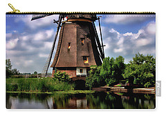 Kinderdijk Carry-all Pouch