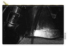 Carry-all Pouch featuring the photograph Knights Of Old 15 by Bob Christopher