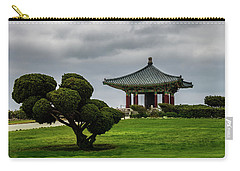 Korean Bell Of Friendship Carry-all Pouch