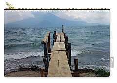 Lake Atitlan Dock Carry-all Pouch