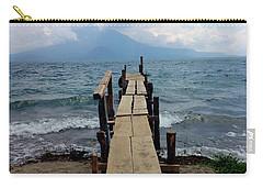 Lake Atitlan Dock Carry-all Pouch