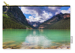 Lake Louise Is Really Green Carry-all Pouch