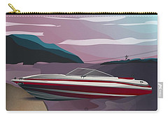 Lake Norman Poster  Carry-all Pouch