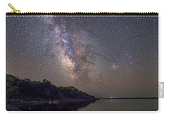 Lake Oahe  Carry-all Pouch by Aaron J Groen