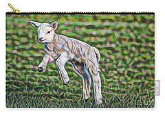 Lamb Collection Carry-all Pouch