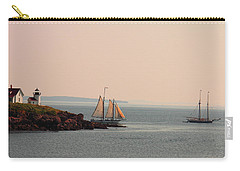 Leaving Camden Harbor Carry-all Pouch