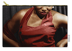 Carry-all Pouch featuring the photograph Leontyne Price by Granger