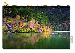 Carry-all Pouch featuring the photograph Life Is But A Dream by John Poon