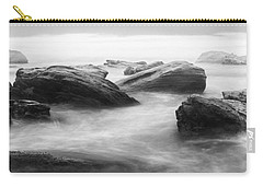 Carry-all Pouch featuring the photograph Ebb And Flow by Parker Cunningham