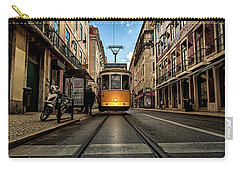 Carry-all Pouch featuring the photograph Light by Jorge Maia