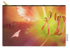 Lily Carry-all Pouch by Henri Irizarri