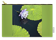 Lily Love Carry-all Pouch by Suzanne Gaff