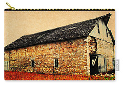 Lime Stone Barn Carry-all Pouch