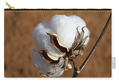 Limestone County Cotton Boll Carry-all Pouch