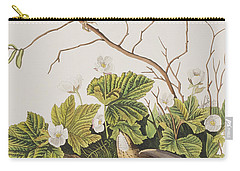 Lincoln Finch Carry-all Pouch by John James Audubon