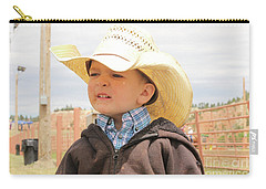 Little Cowboy Carry-all Pouch