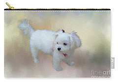 Little Cutie Carry-all Pouch by Eva Lechner