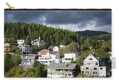 Living In Alaska Carry-all Pouch