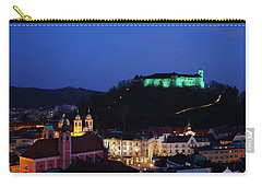 Ljubljana Castle Carry-all Pouch