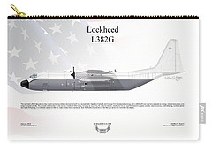 Lockheed L382g Carry-all Pouch