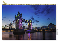 Carry-all Pouch featuring the photograph London England by Mariusz Czajkowski
