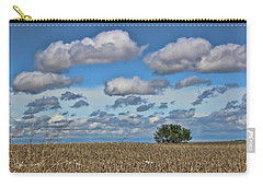 Lone Tree Carry-all Pouch by Sylvia Thornton