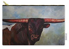 Longhorned Texan Carry-all Pouch
