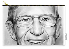 Lou Holtz Carry-all Pouch by Greg Joens