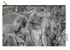 Love Carry-all Pouch by Cassandra Buckley