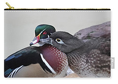 Love Ducks Carry-all Pouch