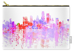 Love Los Angeles Carry-all Pouch by J Biggadike