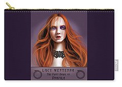 Lucy Westenra Carry-all Pouch by James Christopher Hill