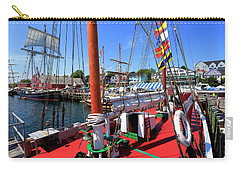 Lunenburg, Nova Scotia Carry-all Pouch