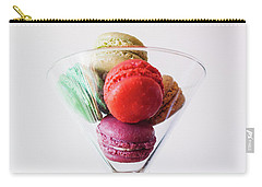 Macarons Carry-all Pouch by Happy Home Artistry