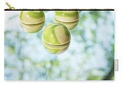 Macha Tea Chocolate Carry-all Pouch by Sabine Edrissi