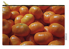 Mandarin Oranges Carry-all Pouch
