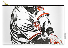 Manny Machado Baltimore Orioles Pixel Art Carry-all Pouch