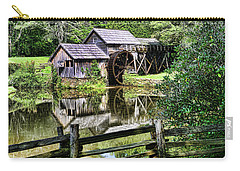 Marby Mill Pathway Carry-all Pouch by Paul Ward