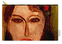Marianne Carry-all Pouch by Bill OConnor
