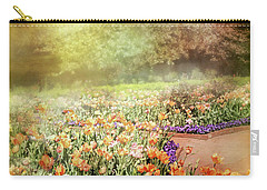 Carry-all Pouch featuring the photograph Masquerade by Diana Angstadt