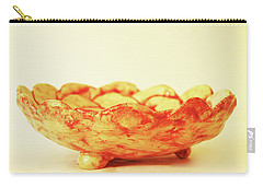 Medium Patches Bowl1 Carry-all Pouch by Itzhak Richter