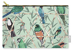Menagerie Carry-all Pouch by Jacqueline Colley
