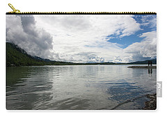 Mendenhall Lake Carry-all Pouch