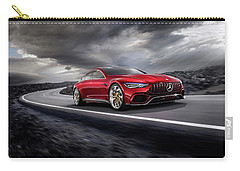 Mercedes A M G   G T Carry-all Pouch by Movie Poster Prints