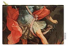 Michael Defeats Satan Carry-all Pouch