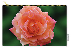 Carry-all Pouch featuring the photograph Michelle by Mark Blauhoefer