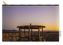 Cathedral Gorge Gazebo Carry-all Pouch