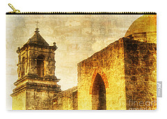 Mission San Jose San Antonio, Texas Carry-all Pouch