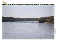 Missouri River At Boonville Carry-all Pouch